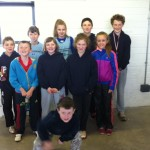 St Catherines AC team