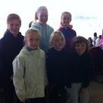 St Catherines AC team