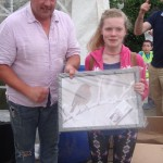 CAOIMHE HAYES 1st Junior Home in the recent Coolagown 5k roadrace