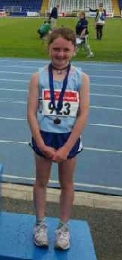 Bronze Medal in Munster B's for St Catherine's AC