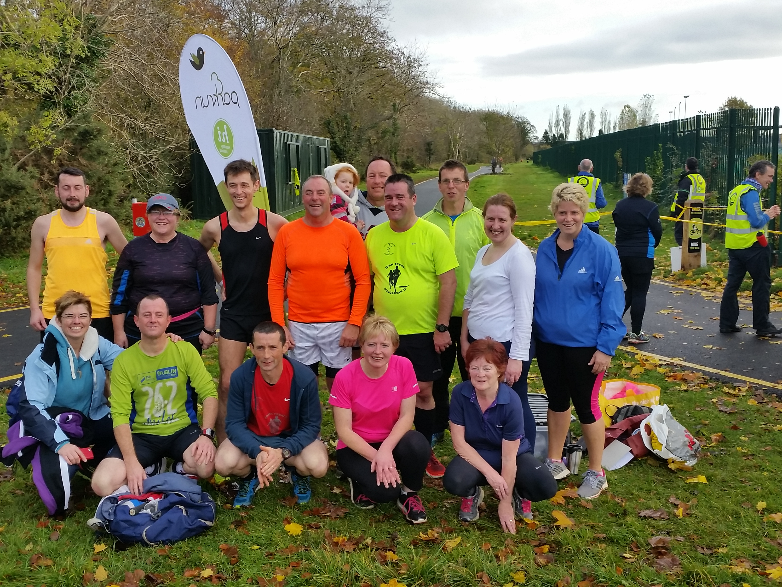 Fit for Life at Ballincollig Parkrun